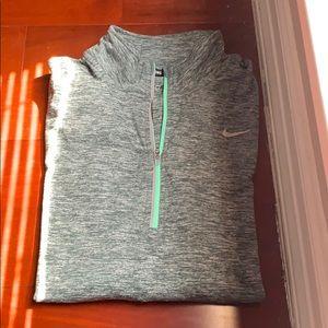 Nike Dri-Fit Women's half zip running top